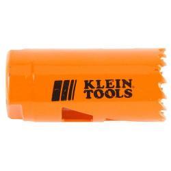 "Klein Tools 31918 - Bi-Metal Hole Saw - 1-1/8"" (29 mm)"