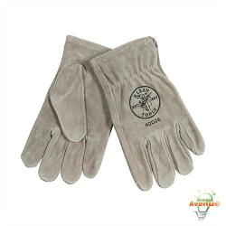 Klein Tools 40006 - Large Cowhide Driver's Gloves