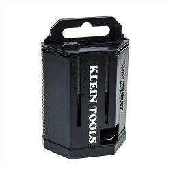 Klein Tools - 44103 - Utility Knife Blade Dispenser -- Compatible with Standard Utility Knives - 1lb