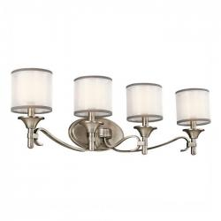 Kichler - 45284AP - Bath 4 Light - 120V