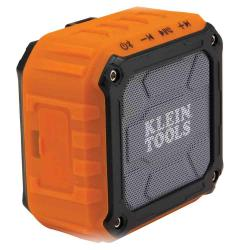 Klein Tools - AEPJS1 - Jobsite Speaker -- Wireless - Bluetooth - Orange