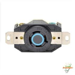 Leviton - 2420 - Twistlock Receptacle