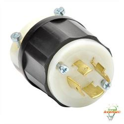 Leviton - 2421 - Twistlock Plug