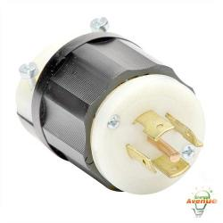 Leviton - 2511 - Twistlock Plug