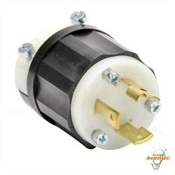 Leviton - 2611 - Twistlock Plug