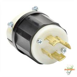 Leviton - 2711 - Twistlock Plug