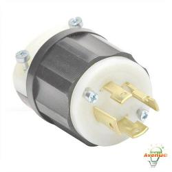 Leviton - 2721 - Twistlock Plug