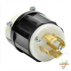 Leviton - 2811 - Twistlock Plug