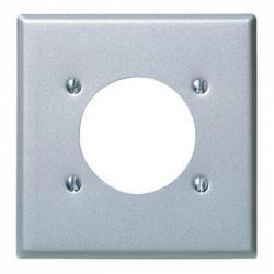 Leviton 4934 - Device Recepatcle Wallplate - 2 Gang