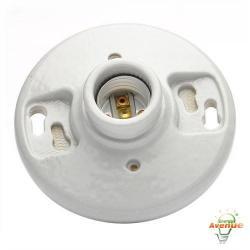 Leviton - 49875 - Porcelain Keyless Lampholder -- 250 Volt - 660 Watt