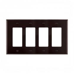 Leviton - 80412 - Decora - Thermoset Wallplate