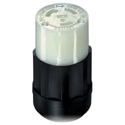 Leviton - C2623 - Locking Connector - 30 Amp - 250V