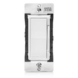 Leviton DD00R-DLZ - Decora Digital / Decora Smart Dual Voltage Matching Dimmer Remote