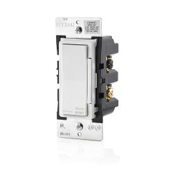Leviton DW6HD-1BZ - Decora Smart Wi-Fi 600W Universal LED / Incandescent Dimmer -- Rated for dimmable CFL and LED loads up to 300W - Rated for incandescent loads up to 600W - 120V