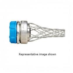 Leviton L7504 - 3/4 Inch Wire Mesh Strain-Relief Grip - .520-.730 Cord Range