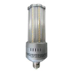 Lighting Efficient Design - LED-8027-M57 - LED Post Top Street Light Lamp -- 100 Watt - Mogul (E39) Base - 120/277V - 82 CRI - 300LEDs - 5700K Daylight White