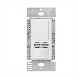 Lutron - MS-A102-WH - Maestro Dual Technology Occupancy Sensor