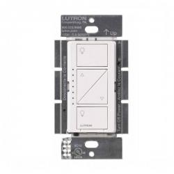 Lutron - PD-6WCL-WH - Wireless In Wall Dimmer