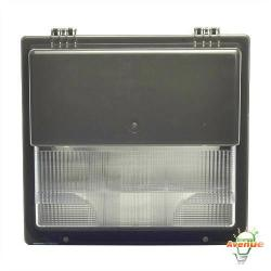Lithonia Lighting - TWP 150M TB LPI - 150W Metal Halide Wall Pack -- 150 Watt - 120/208/240/277V - Lamp Included - Magnetic Ballast - Dark Bronze Finish