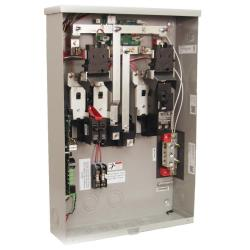 Milbank - MATS10011 - SynapSwitch -- Automatic Transfer Swith with Service Disconnect - 100 Amp -  2 Pole