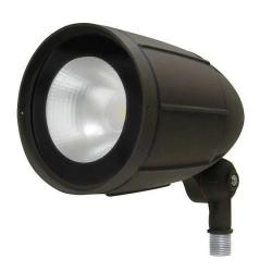 Maxlite - BF12AUDW50B000 - 100062 - LED Bullet Flood -- 11 Watt - 120/277V - 5000K - 1235 Lumens