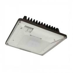 Maxlite - 1408347 - CPL20AUC50B - LED Canopy Light -- 20W - 100 Watt Metal Halide Equivalent - 5000K - Bronze