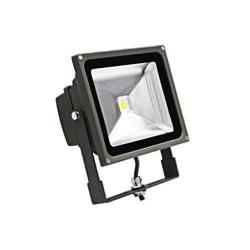 Maxlite - 77090 - FLS40U50B - Small LED Flood Light -- Wide - Bronze - 40 Watt - 5000K