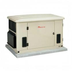 Milbank - MG20003 - Standby Generator Horizontal -- 20000W - 993cc - 120/240 VAC - Propane/Natural Gas