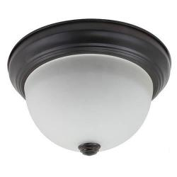 Maxlite - ML2LA15LTRORB - 73934 - LED Flush Mount Ceiling Fixture -- 15 Watt - 120V - 2700K - 1000 Lumens