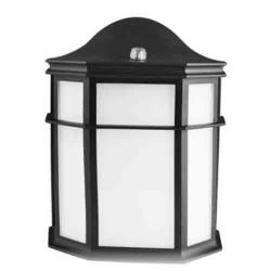 Maxlite - ML4LASTLB14827PC - 1408705 - LED Outdoor Lantern -- Traditional - 14W - 2700K - Black