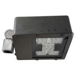 MaxLite - MLFL100LED50 - Large LED Flood Light -- 101 Watt - 68 CRI - 120/277V - 5000KCool White - Dark Bronze Finish