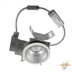 "Maxlite - 74365 - LED 6"" Commerical Recessed Downlight Fixture -- 23 Watts - 3000K - Dimmable - 71 CRI"