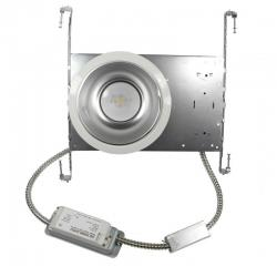 "Maxlite - 74364 - LED 6"" Commerical Recessed Downlight Fixture -- 23 Watts - 4000K - Dimmable - 74 CRI"