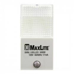 MaxLite - 73413 - LED Night Light -- 0.35 Watt - 100,000 Hours - 5000K