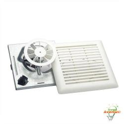 NuTone - 696RNB - Ventilation Fan - 50 CFM -- 4.0 Sones - Finish Pack with Motor Assembly and Grille