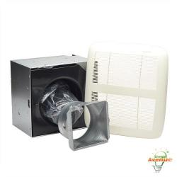 Nutone - RN80 - Bathroom Fan -- 80 CFM - Single-Speed - Energy Star Rated