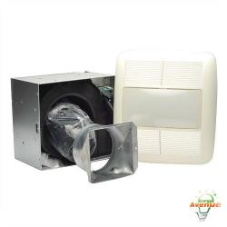 Nutone - RN80L - Bathroom Fan -- 80 CFM - Single-Speed - Energy Star Rated
