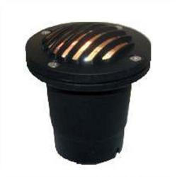 Orbit Industries - 5012-BK - Black Fiberglass Hooded Well/Spot Light