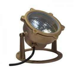 Orbit Industries - 5500 - Solid Brass Underwater Light Fixture