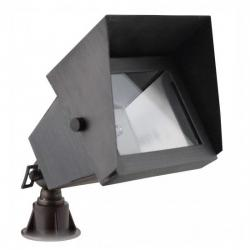 Orbit Industries - B310-AZ - Antique Bronze Solid Brass Rectangle Landscape Spot Light