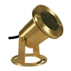 Orbit Industries - B510 - Solid Brass Underwater Light Fixture