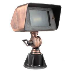 Orbit Industries - LB610-AZ-WW - LED Outdoor Rectangle Spot Light - Antique Bronze