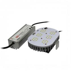 Olympia - LRK-60W-57K - 60 Watt - LED Retrofit Kit -- Metal Halide Equivalent 250 Watt - 5700K