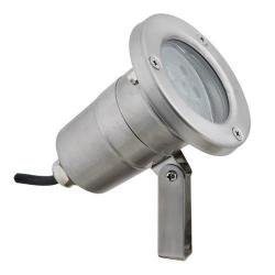 Orbit Industries - LSS110-3-CW - LED Outdoor Directional Light - Stainless Steel -- 3 Watts - 12V - 4700K - Cool White