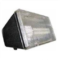 Orbit Industries - P613 - Plastic Compact Fluorescent Flood Light Fixture -- PL13 Lamp Included - 120V - Acrylic Lens - Black Finish