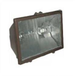 Orbit Industries - QH500-WH - White Cast Aluminum Outdoor Quartz Flood Light Fixture