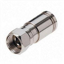 Paladin Tool - PA9615 - Waterproof Compression Connectors RG6Q CATV F