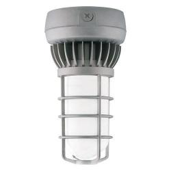 Rab VXLED13NDG - 13W LED Vapor Proof Ceiling Fixture - 4000K