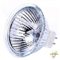 Sylvania - 58315 - 20MR16/B/FL35 12V - Tungsten Halogen Tru-Aim MR16 -- 20 Watt - GU5.3 Bi-Pin Base - MR16 Bulb - 36&deg Beam Angle - 12V - 3000KWarm White