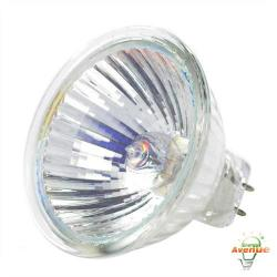Sylvania - 58533 - 20MR16/IR/FL35/C 12V - Tungsten Halogen Tru-Aim MR16 IR